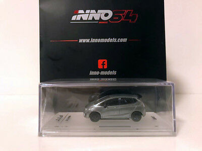 LIMITED EDITION INNO64 HONDA FITS RS METAIL VERSION 1/64th SCALE
