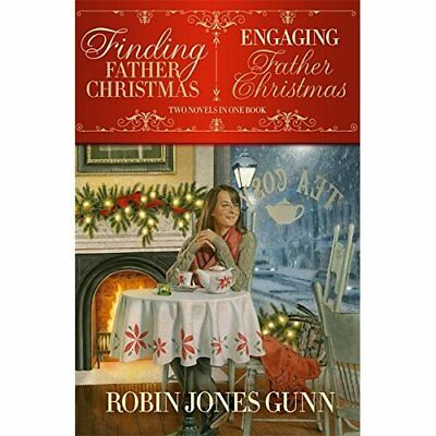 Finding Father Christmas & Engaging Father Christmas - Paperback NEW Robin Jones