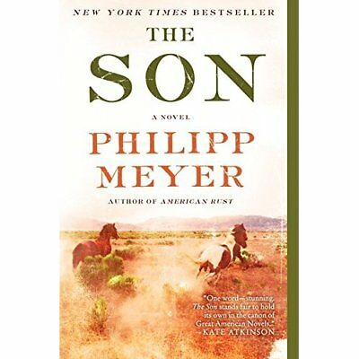 The Son - Paperback NEW Philipp Meyer(A 2014-01-28