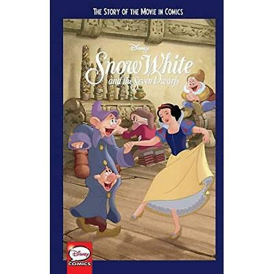 Disney Snow White and the Seven Dwarfs: The Story of th - Paperback (19 Sep 2017