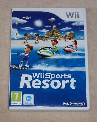 Wii Sports Resort (Nintendo Wii)