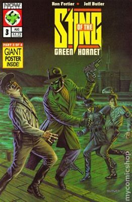 Sting of the Green Hornet #3A 1992 VF Stock Image