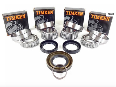 """FORD SIERRA DIFF REBUILD KIT inc PINION PRELOAD TOOL for 7"""" & 7.5"""" DIFFERENTIALS"""