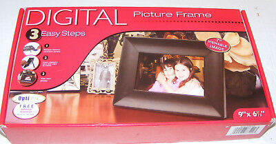 Smart Parts Digital Picture Frame 7 Inch Display 3000 Pictures