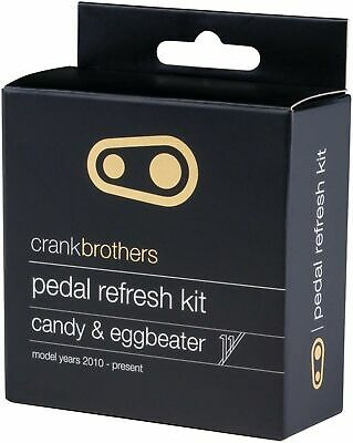 Mallet HubDoctor Crank Brothers Rebuild Kit Candy Egg Beater Bushings 01-09