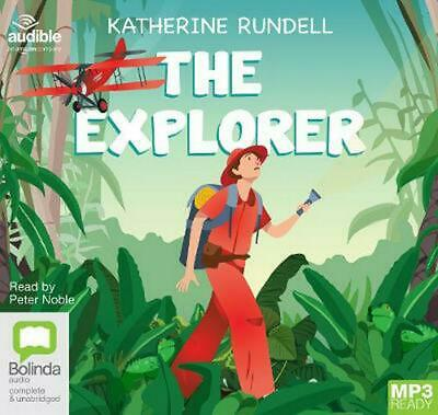 The Explorer by Katherine Rundell Free Shipping!
