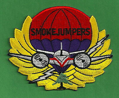 U S  FOREST SERVICE Region 6 Redmond Smoke Jumpers Fire