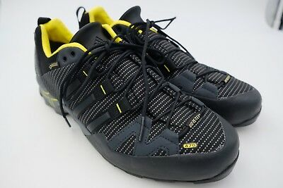 newest collection 39a0a 910b2 Adidas Outdoor Terrex Scope GTX Approach Shoe - Mens GreyBlack US Size 11.5