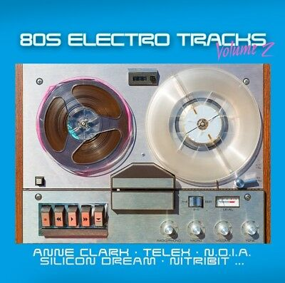 Various - 80s Electro Tracks Vol.2 CD ZYX Music NEW