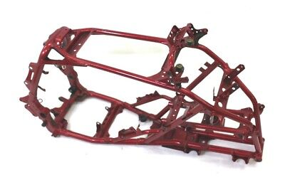2008 Yamaha YFZ450 YFZ 450 Red Frame Chassis Only