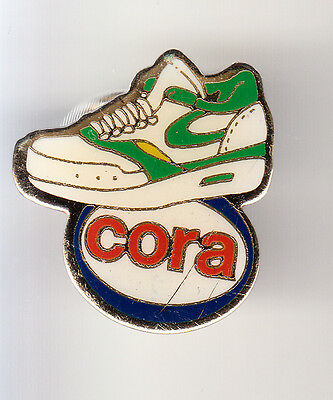 Pin's Rare Sport Nike Hwxrquuz Pins Hypermarche Chaussure Shoes Cora kXw8On0P