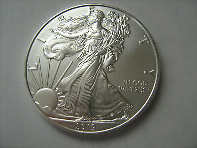 2006 UNC SILVER EAGLE       VERY NICE LOOKING COIN    #af