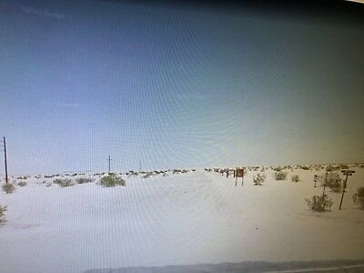 5 acre vacant lot land EAST Anza Borrego 92004 Imperial County OHV Nature OWC