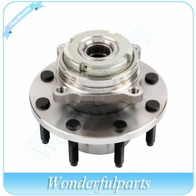 Front Wheel Hub And Bearing Assembly For F250 Super Duty F350 Super Duty 4X4 4WD