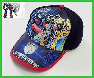 TRANSFORMERS boys kids children Cap / Hat Brand new cotton