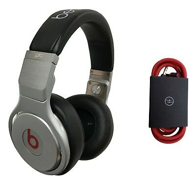Beats By Dr.Dre Beats pro Over On-Ear Cablata Originale Cuffie Mh6p2am/a Nero