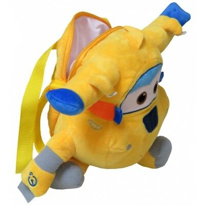 Super Wings Donnie Plush Backpack
