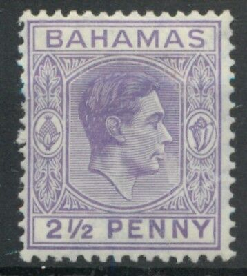 Bahamas 1943 2½d violet SG 153a MM mounted mint *COMBINED SHIPPING*