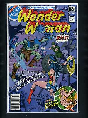 Wonder Woman (V1) #248 VF/NM 1978 DC Tales of the Amazons Comic Book