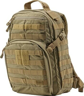 5.11 Tactical--Rush 12 Bag  Sandstone