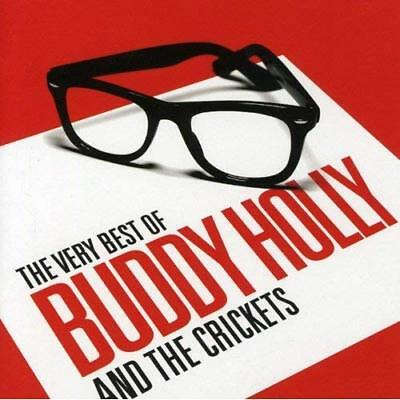 Very Best of Buddy Holly & Crickets Audio CD