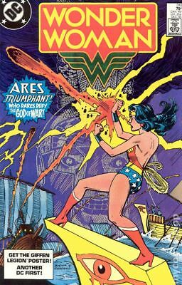 Wonder Woman (1st Series DC) #310 1983 FN 6.0 Stock Image