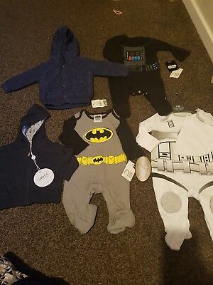 Baby boy clothes Bundle Up To 3 Month  New With Tag / Mothecare