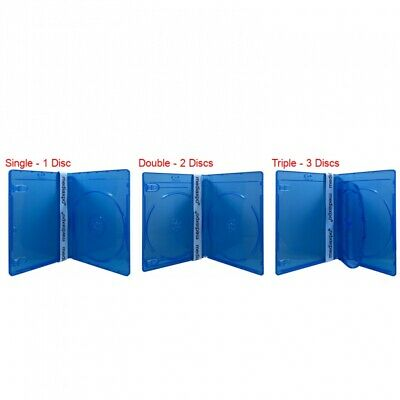 PREMIUM STANDARD Blu-Ray DVD Cases 12MM
