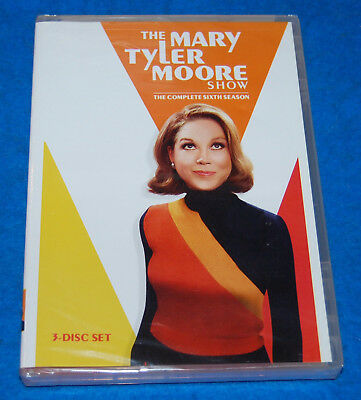 The Mary Tyler Moore Show The Complete Sixth Season (3 DVD Set), New