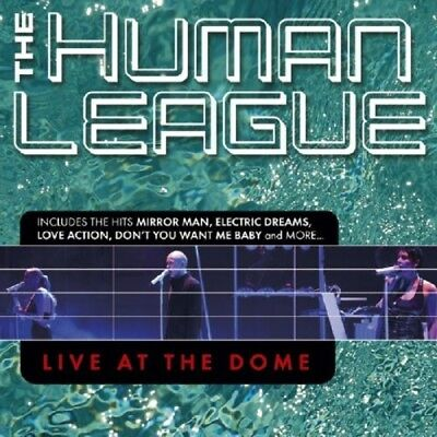 The Human League - Live At The Dome [UK-Version, Regio 2/B] CD2 Dream Catch NEW