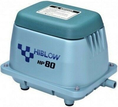 HP 80 Airator Blower Suitable For All Septic AWTS Systems