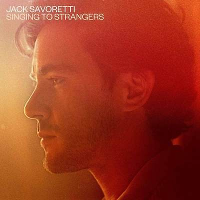 Jack Savoretti - Singing To Strangers (NEW CD ALBUM) IN STOCK