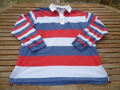 e2ac055ddc0 HELP FOR HEROES Cotton Traders Rugby Football Shirt (M) Jersey Top ...