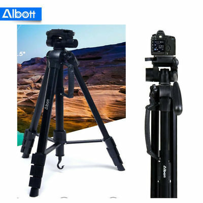 Albott Professional Photography Equipment Tripod for DSLR Canon Nikon Sony