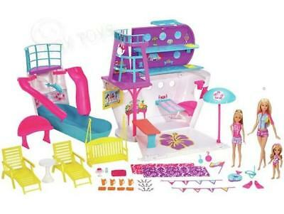 Barbie Cruise Ship Playset