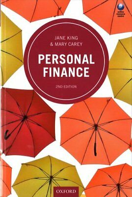 Personal Finance by Jane King, Mary Carey (Paperback, 2017)