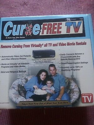 Curse Free ™ TV, TVG Filter Out Virtually all Curse Words (Strict & Religious)