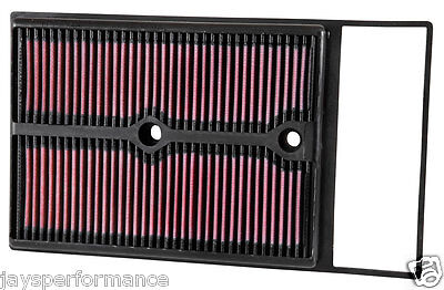 Kn Air Filter (33-3044) Replacement High Flow Filtration