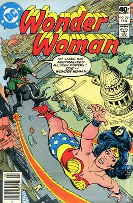 Wonder Woman (1st Series DC) #264 1980 VG Stock Image Low Grade