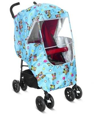 Kids Collection Universal Stroller Weather Shield Rain Cover [US Seller]