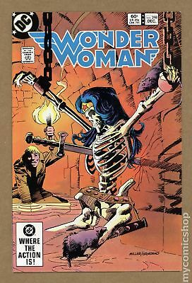 Wonder Woman (1st Series DC) #298 1982 VF+ 8.5