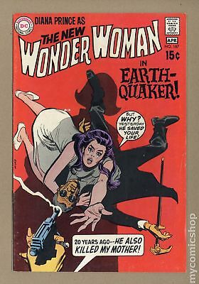 Wonder Woman (1st Series DC) #187 1970 VG/FN 5.0