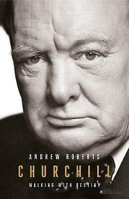 Churchill: Walking with Destiny By 	Andrew Roberts {PDF}(Ebook)