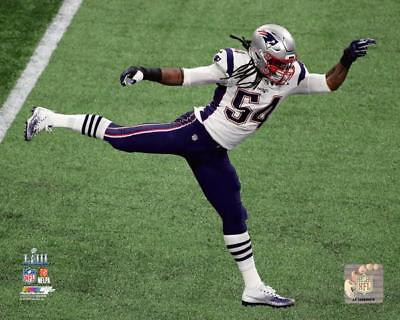 2019 Super Bowl 53 Dont'a Hightower New England Patriots NFL 8x10 Photo