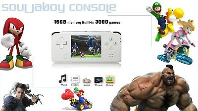 Sold Out Soulja Boy Portable Games Console - 3000 Games, Education, Gaming, Toy