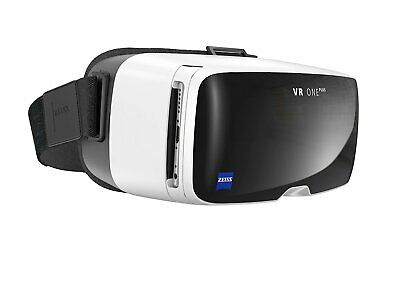 """ZEISS VR ONE 112 7000 Plus 3D Virtual Reality Headset weiß """"sehr gut"""""""