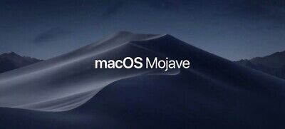OSX Mojave 10.14 - Instant & Secure Download *** DMG FILE ***