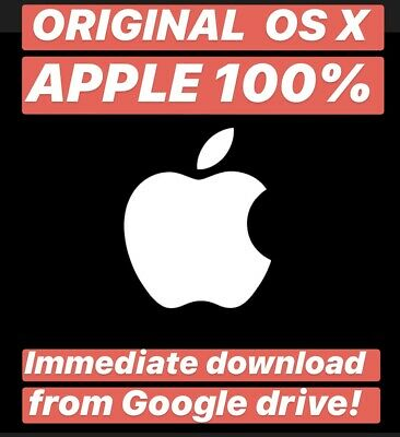 OSX Mavericks 10.9 - Instant & Secure Download *** DMG FILE ***