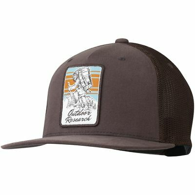 7a7b5811bed Outdoor Research Squatchin  Trucker Cap - Men s Earth One Size