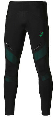 Asics Muscle Support Mens Black Compression Training Tights 114463 5007 KB5